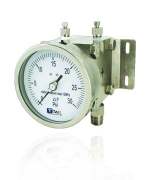 High Static Differential Pressure Gauge : DSH1