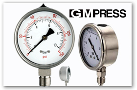 Liquid Field Pressure Gauge
