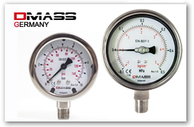 Dmass Pressure Gauge Germany